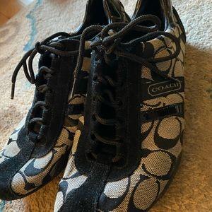 Coach Katelyn sneakers size 8.5